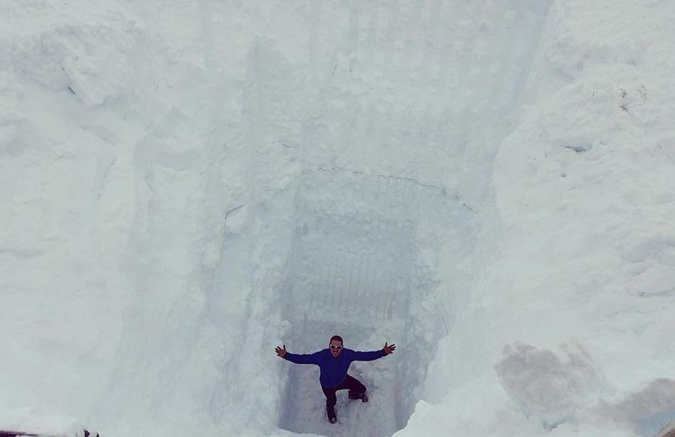 Fonna Glacier, Norway