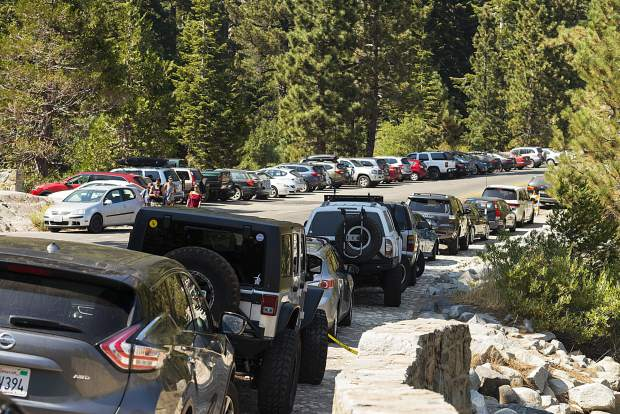 tahoe, traffic, California