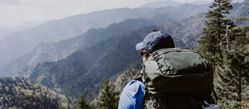 Appalachian trail, great smoky mountains,