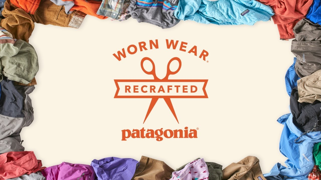 Patagonia Worn Wear extends the life of products to minimize waste production.