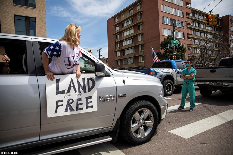 Denver, colorado, protests