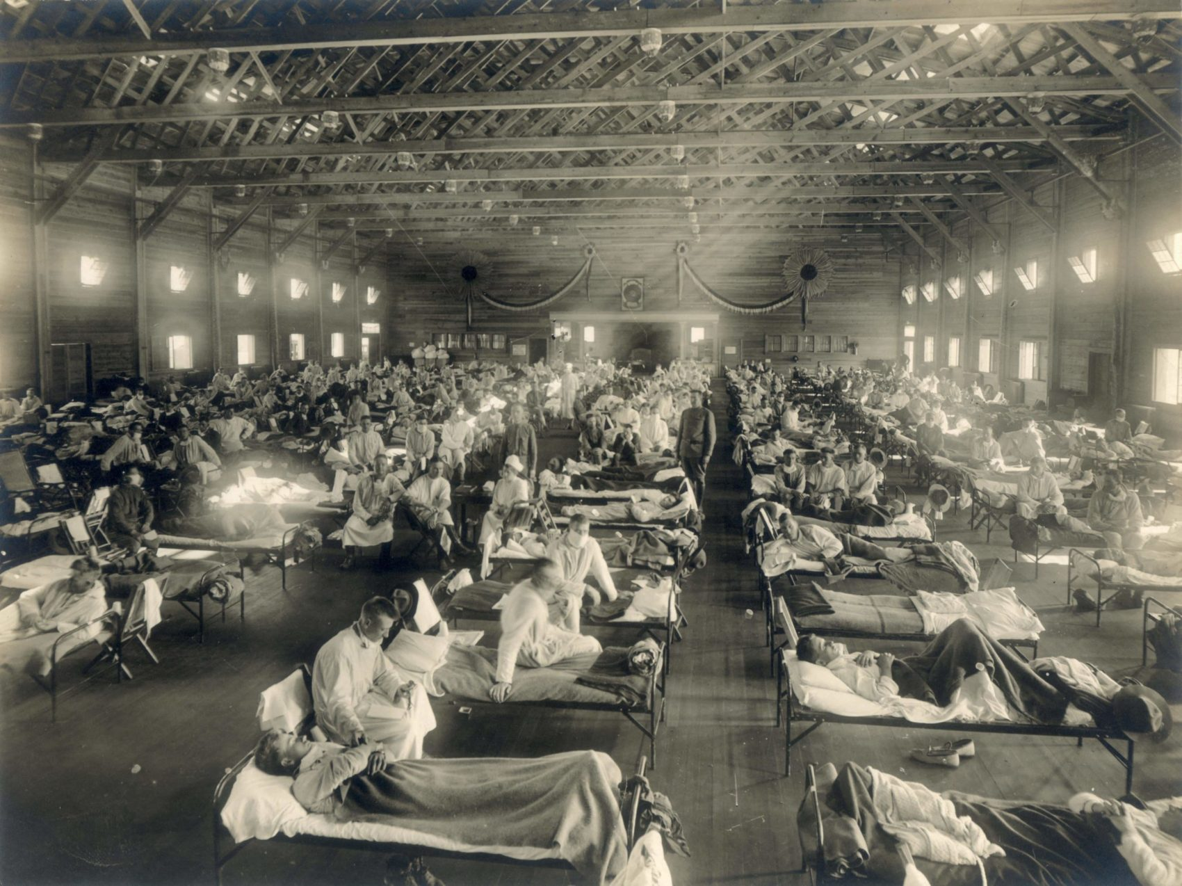 spanish flu,