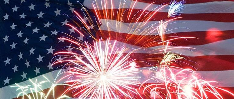 fourth July, fireworks,