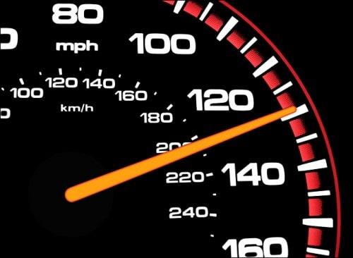 california, speeding