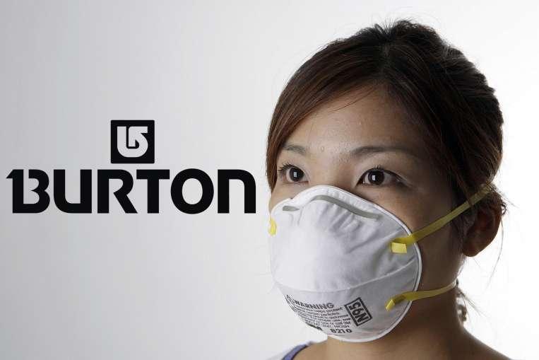 Burton, masks, northeast, Vermont