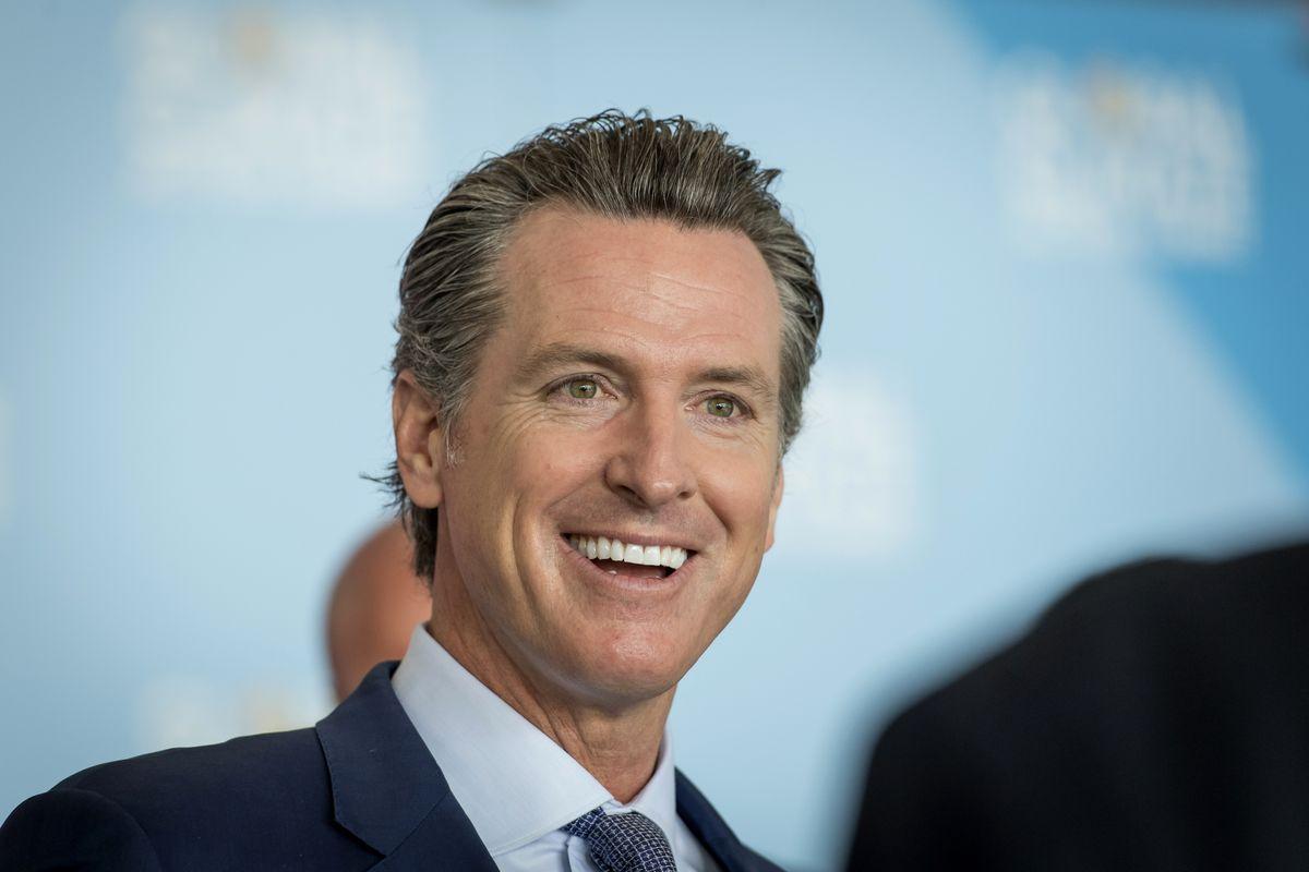california, governor, Gavin Newsom,