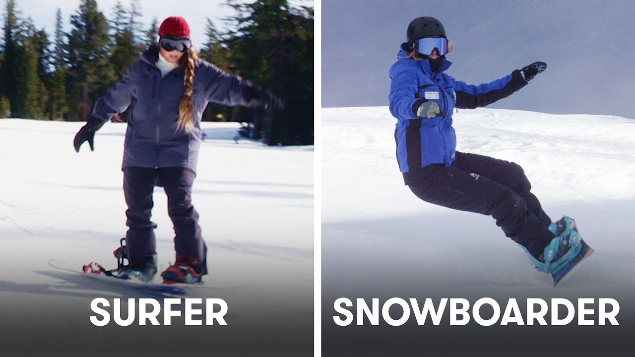 surfer, snowboarder, surf, snowboard