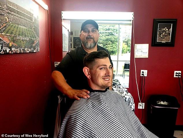 Washington, coronavirus, california, haircut,
