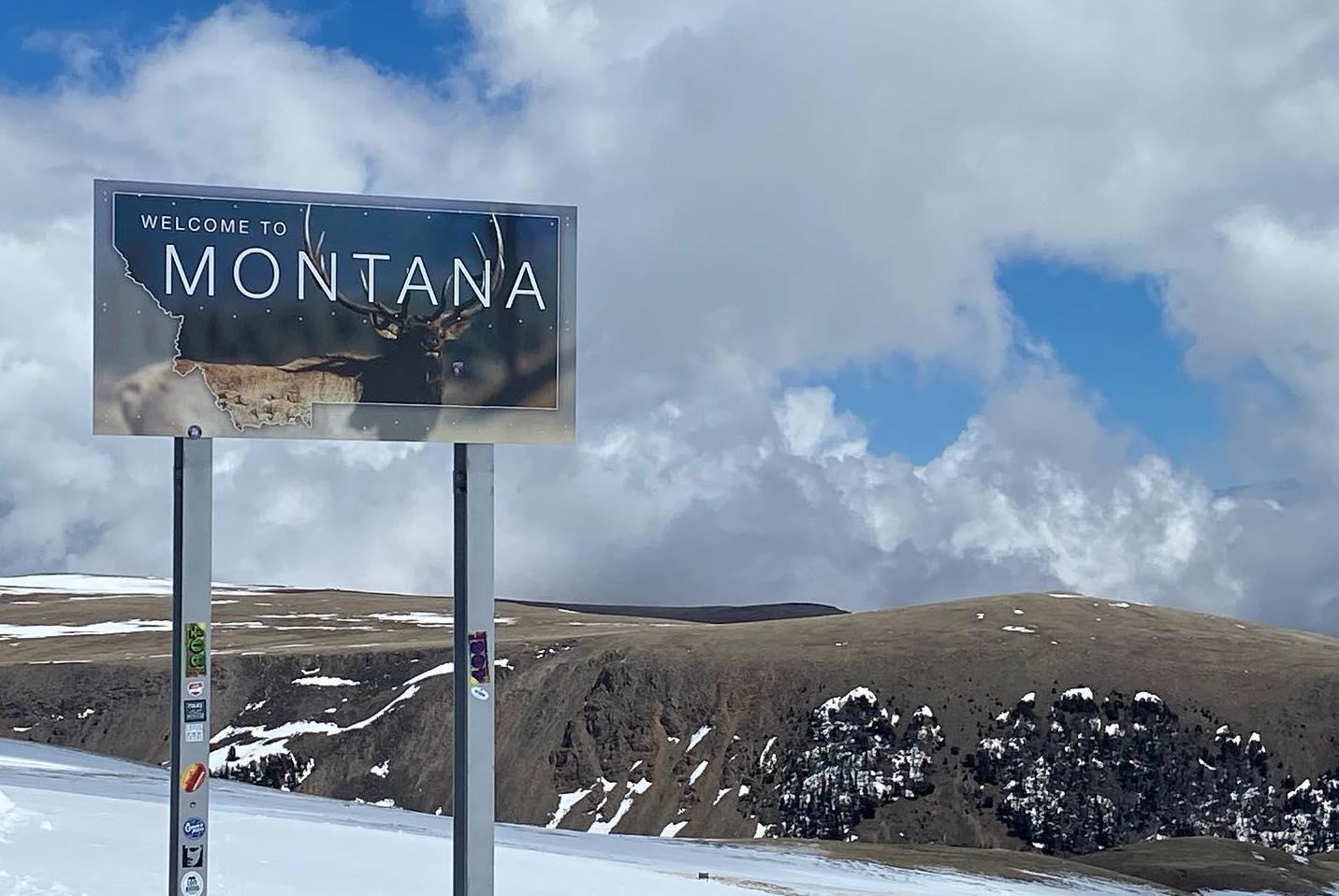 beartooth basin, montana,
