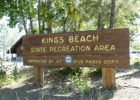 Kings Beach State Recreation Area, California, Tahoe, Truckee
