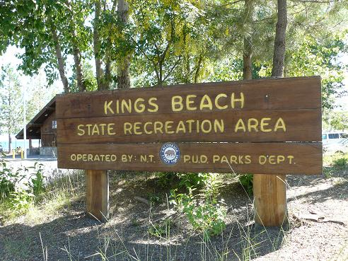 Kings Beach State Recreation Area, California, Tahoe, Truckee