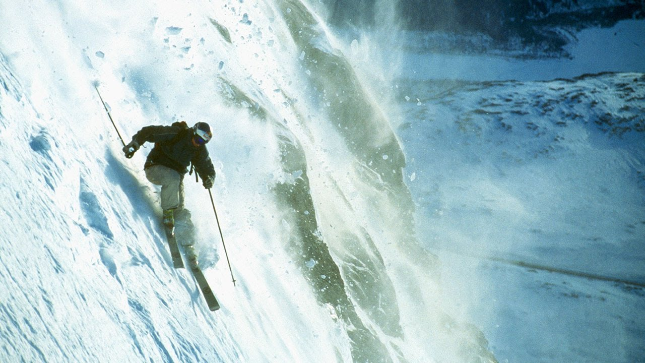 After his death, McConkey the documentary shows the best of Shane McConkey's life.