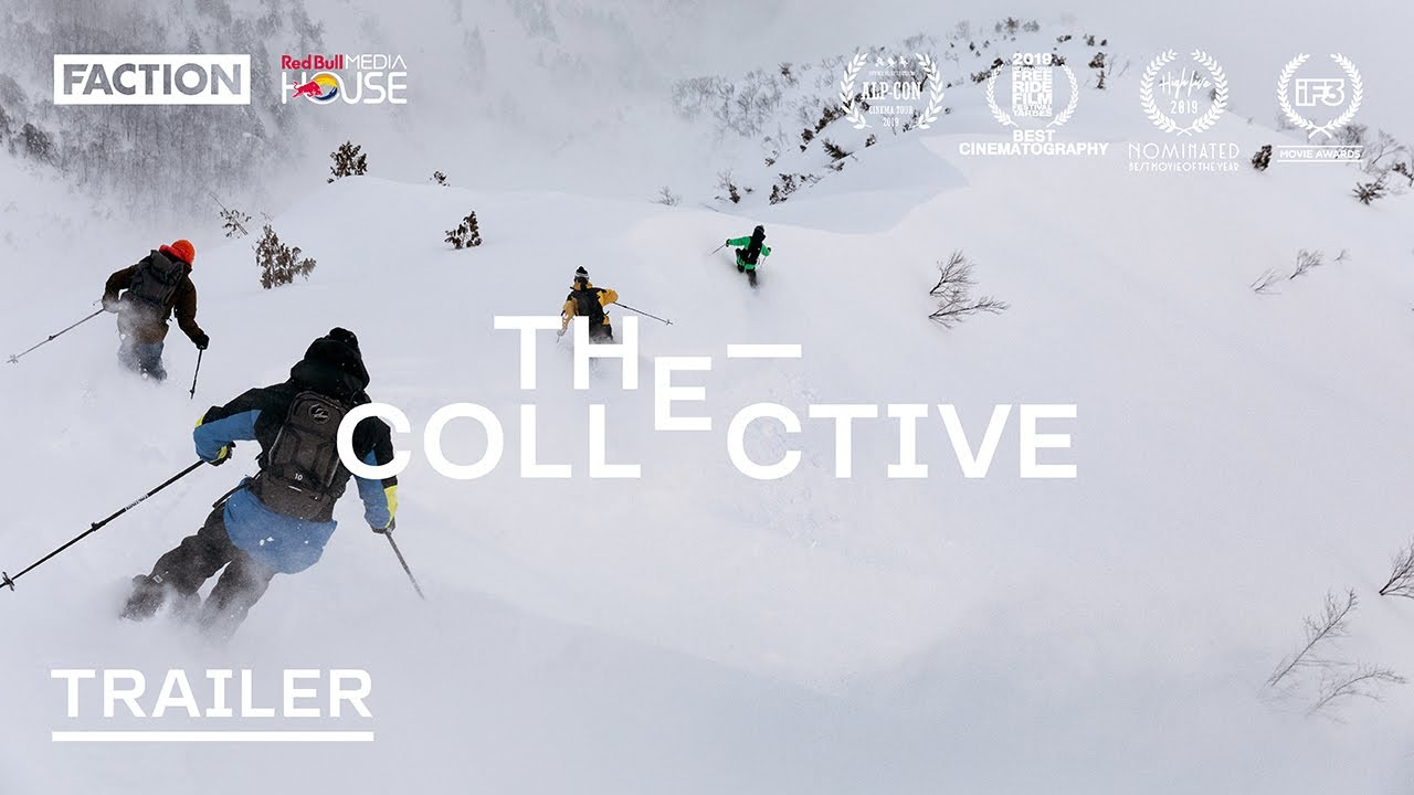 The Collective is one of the best ski movies of 2019.
