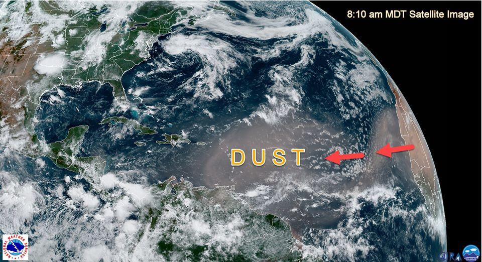 sahara, dust, storm