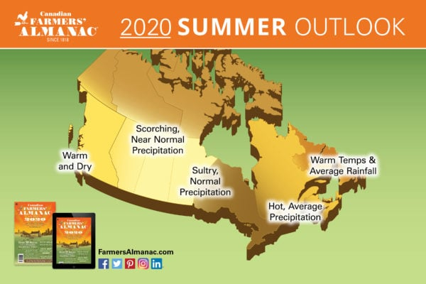 canada, outlook, summer