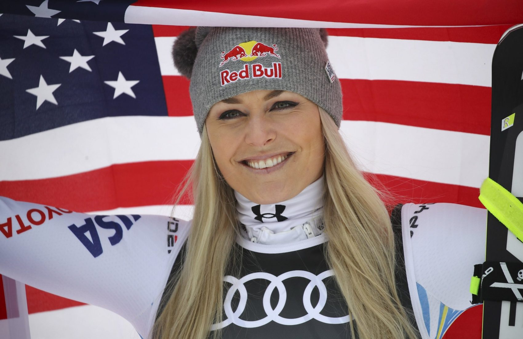 Who is Lindsey Vonn?