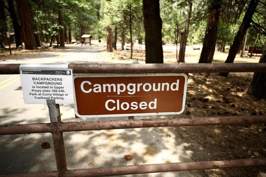yosemite, campgrounds,