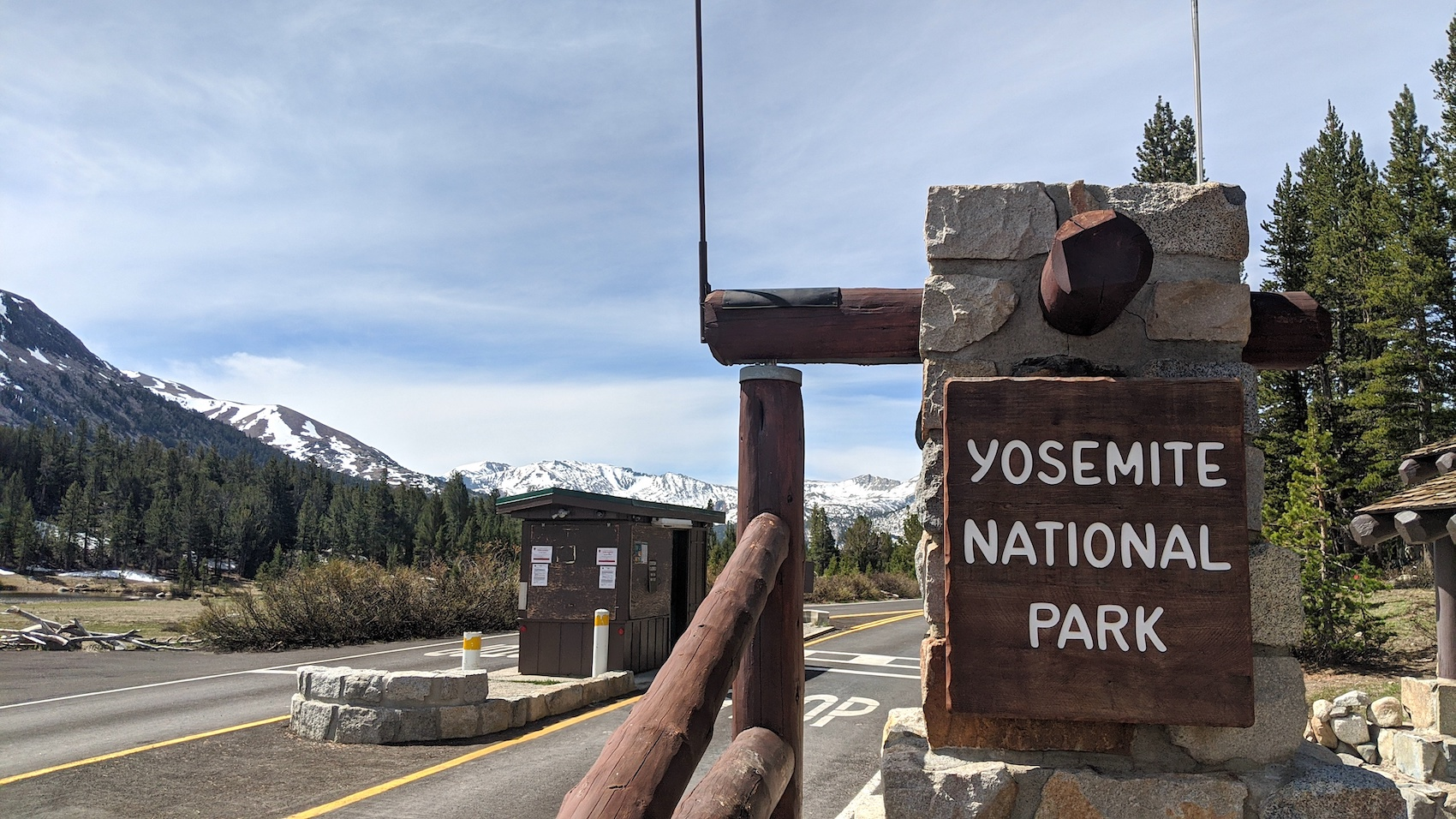 Tioga Road, california, Yosemite,