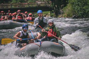 Reopening of Rafting in Colorado