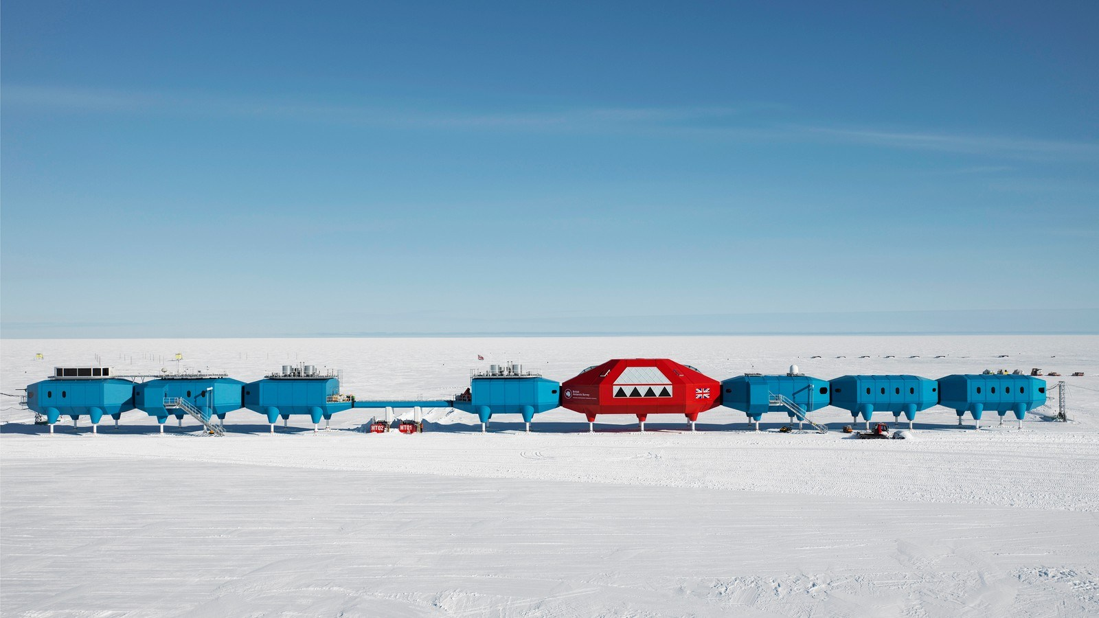 Antarctica, Sur Pole, Cold, Extreme, Isolated, Stress, Confinement, India, Research
