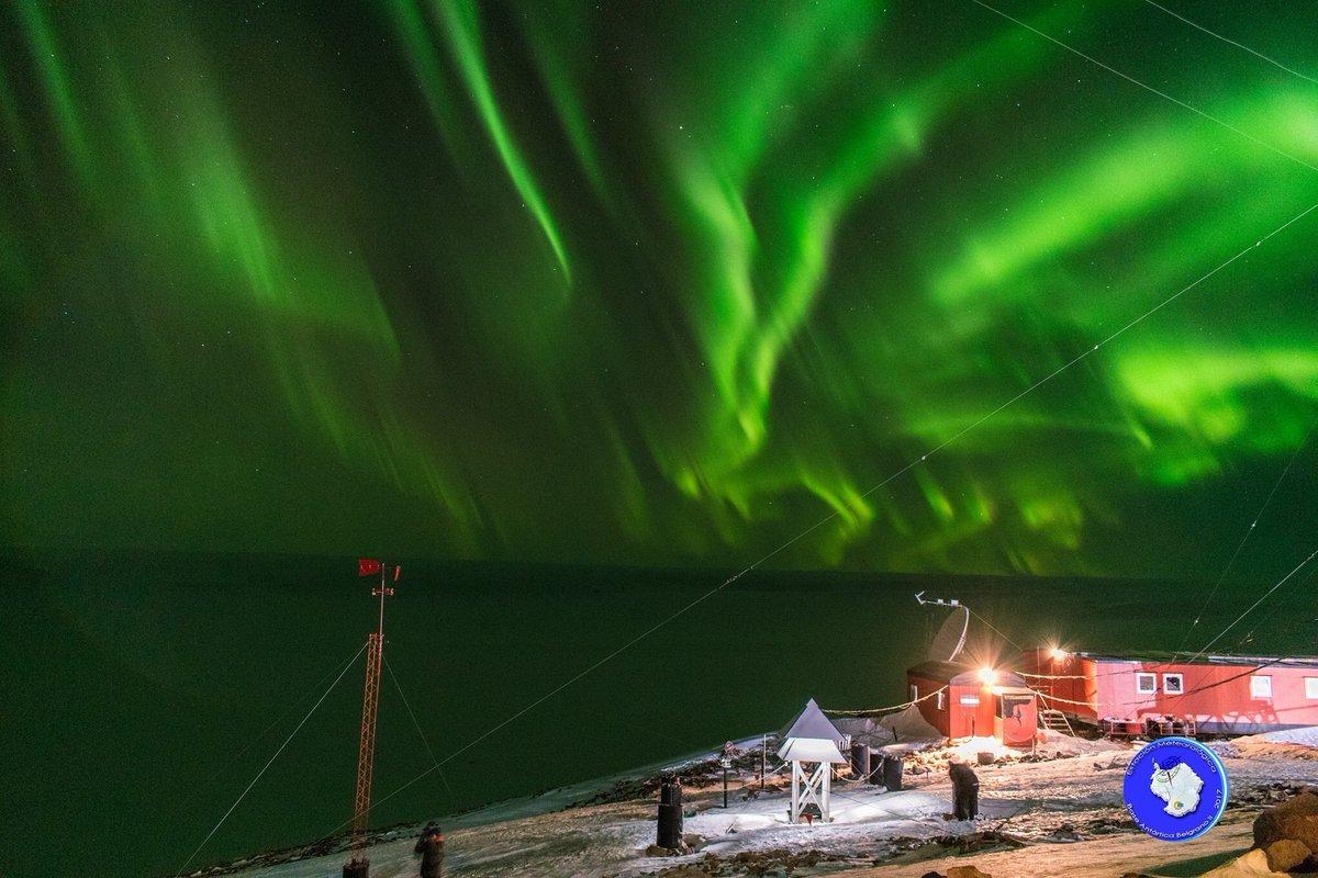 Southern Lights, Aurora Australis, Argentina, Chile, Antarctica