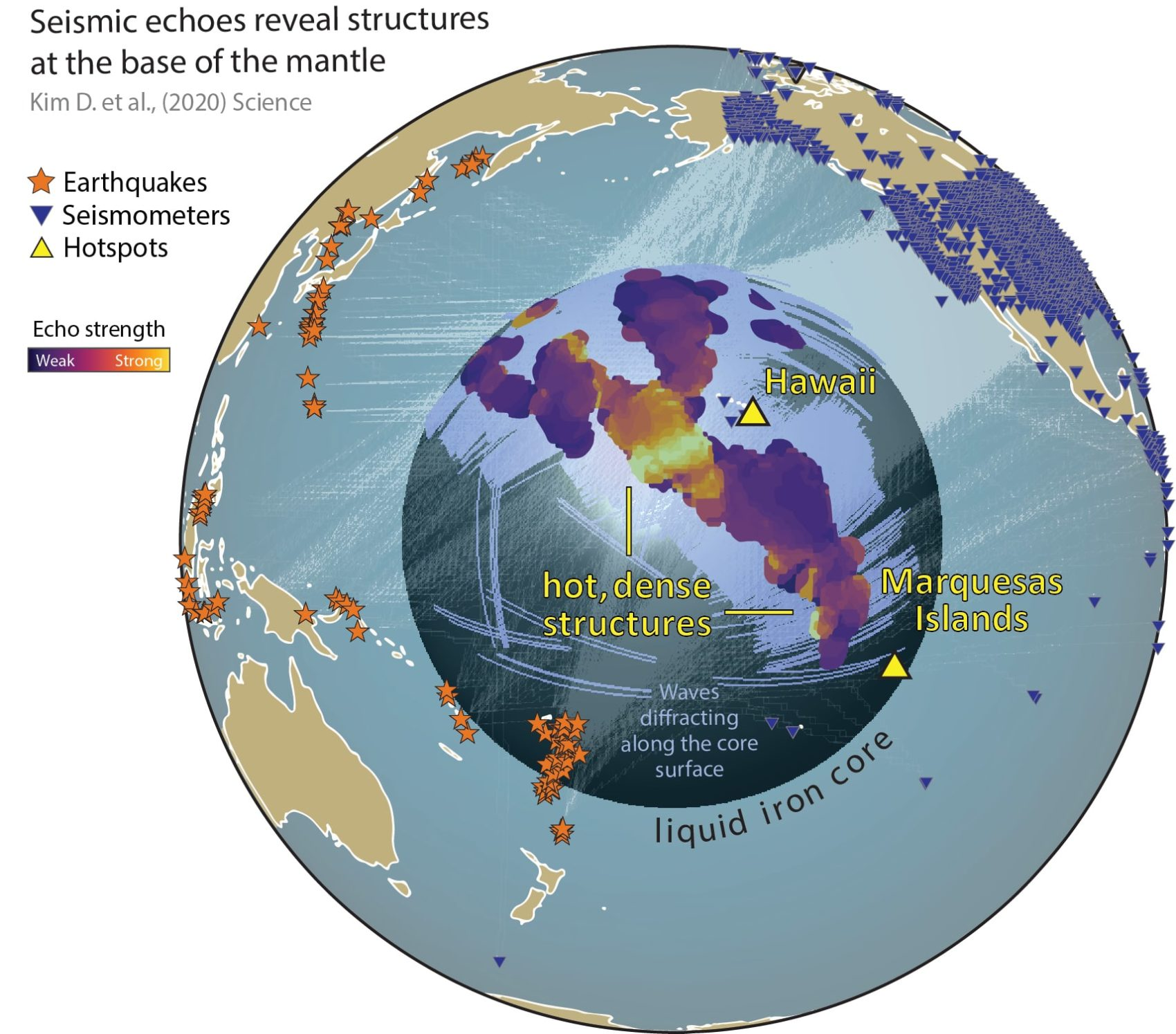 scientists find unknown structure in earth
