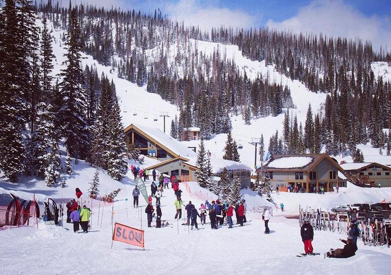 ski season,