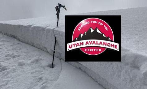 UAC, utah avalanche center