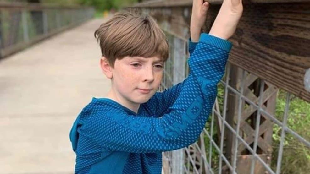 missing boy, Sage Adams