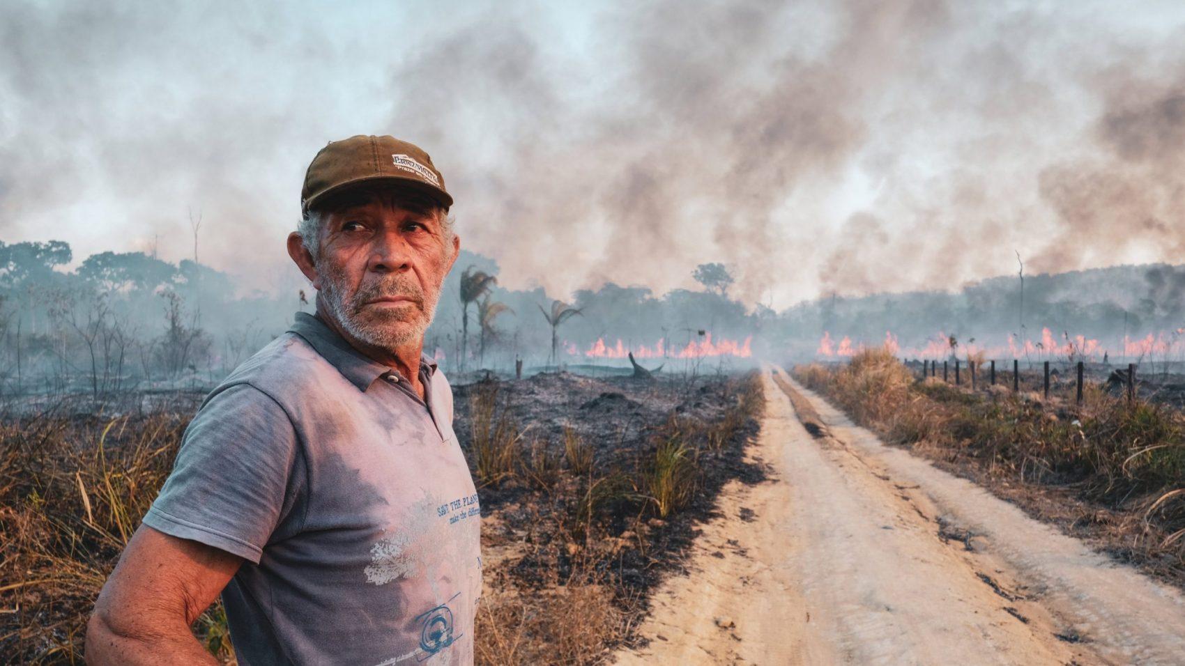Outbreaks, Fires, Amazon, Human