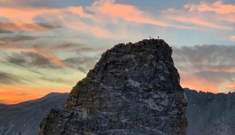RMNP, Rocky Mountain linkup