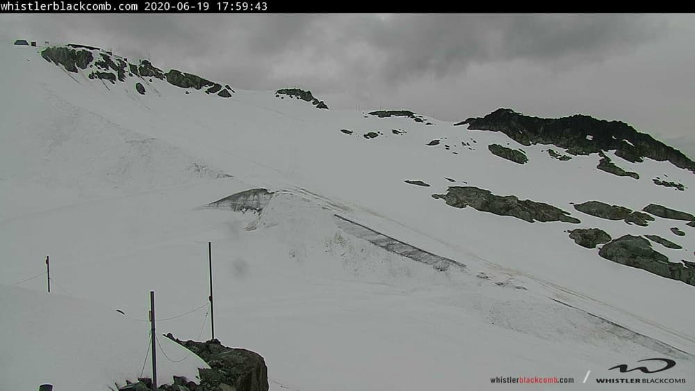whistler, Horstman Glacier,