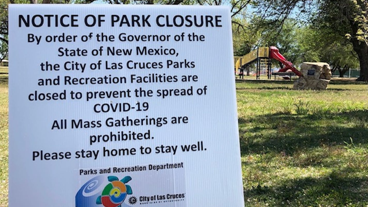 State Park Closure
