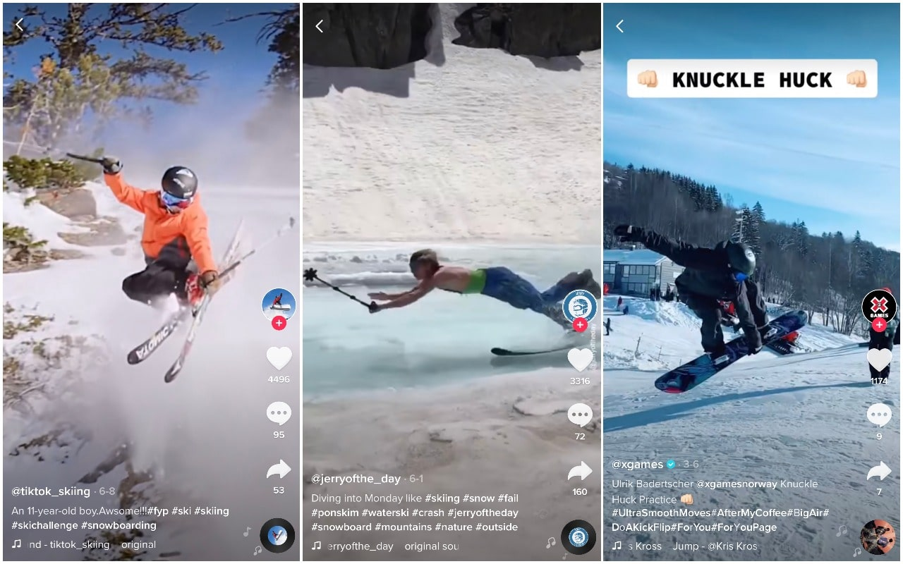 TikTok isn't just for athletes, companies are hopping on board too.
