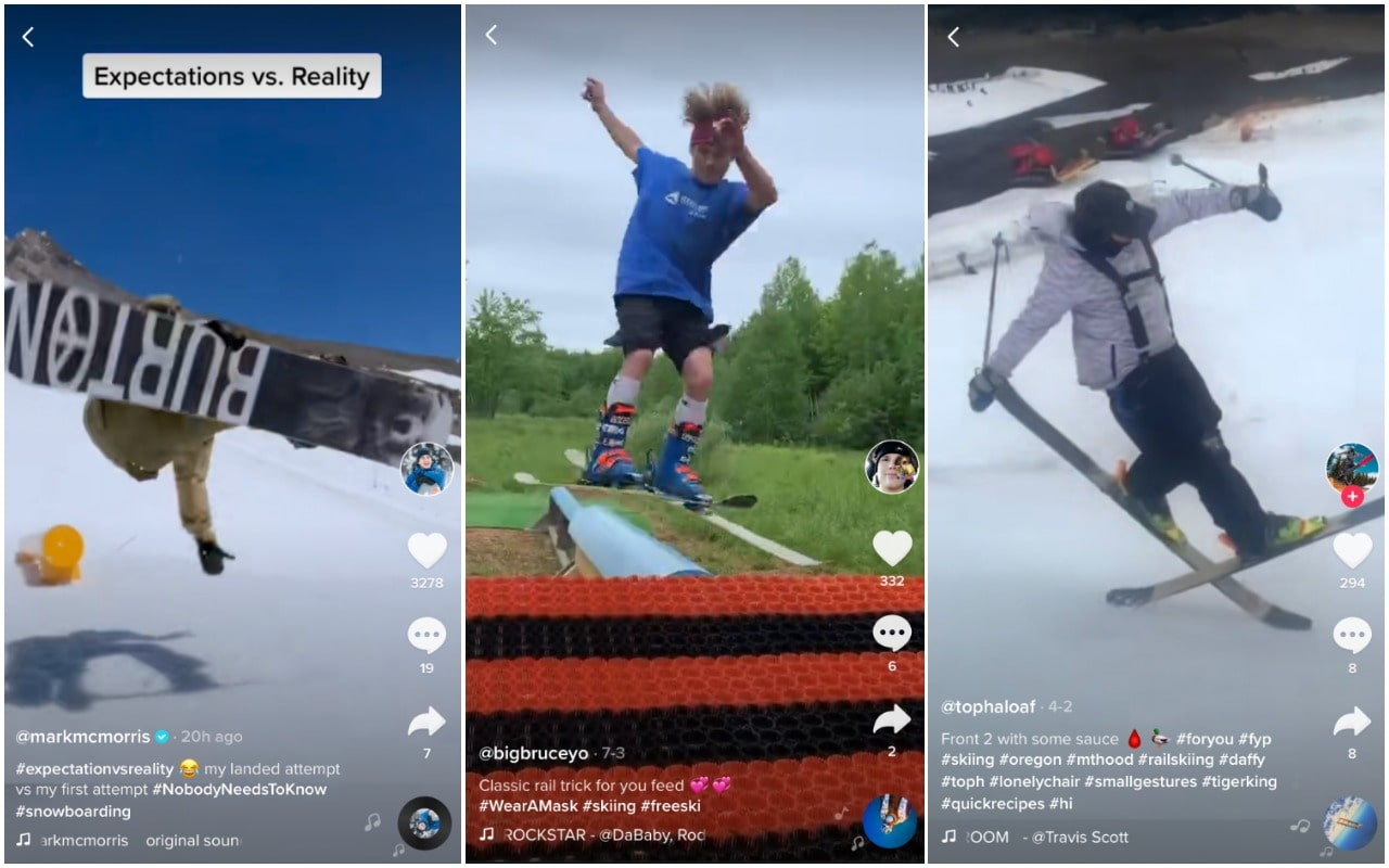 TikTok is the newest social media for athletes and everyone.