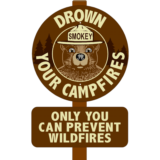 Drown your campfire