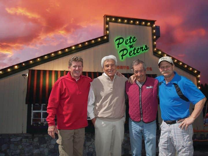 Pete n Peters, Tahoe City, california,
