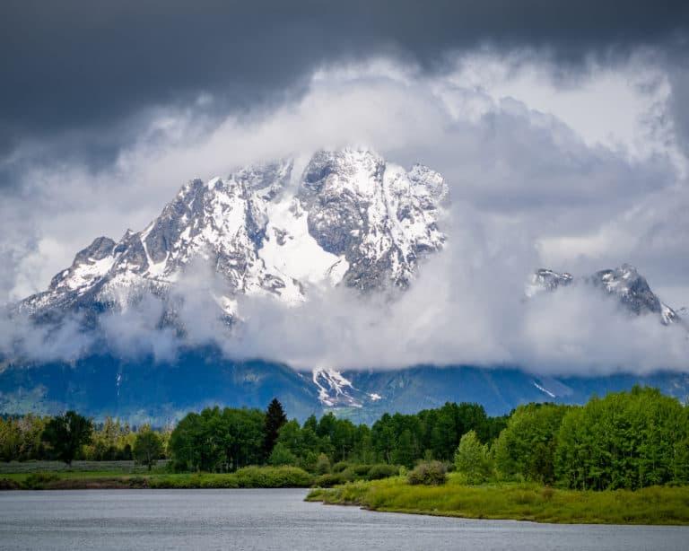 Wyoming, drought, snow