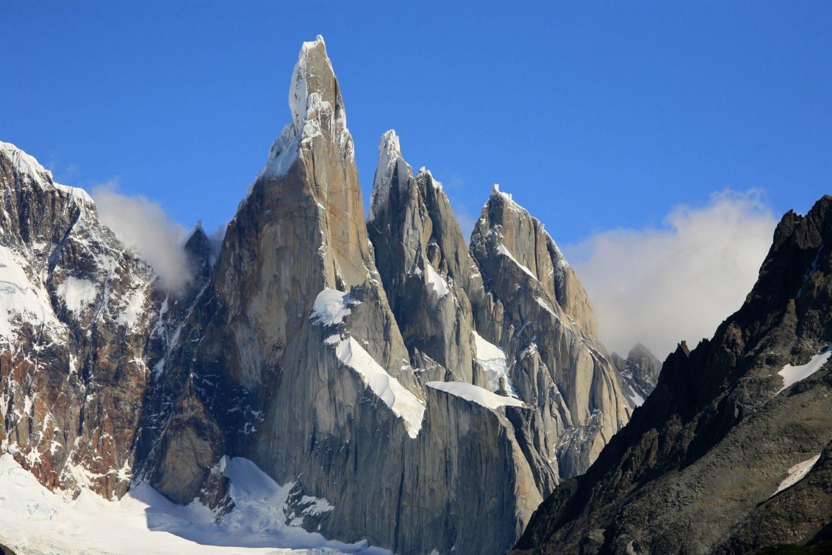 Cerro Torre, El Chaltén,