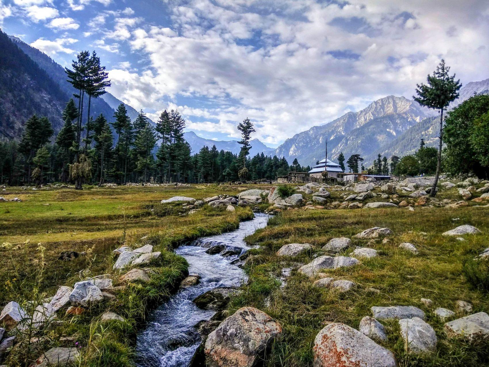 Kumrat Valley, Pakistan, Cable Way