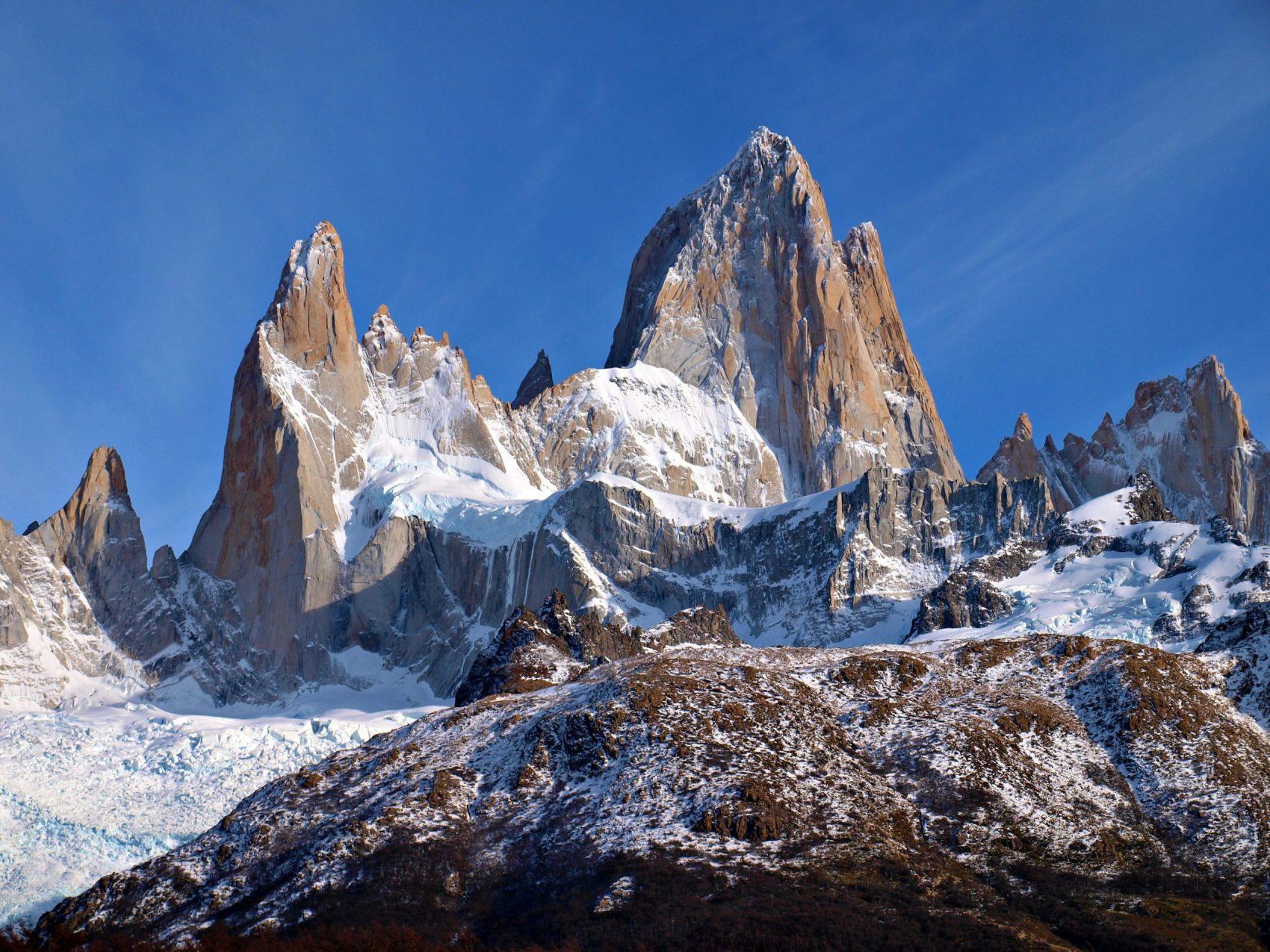 Fitz Roy, Argentina, Chile, Patagonia
