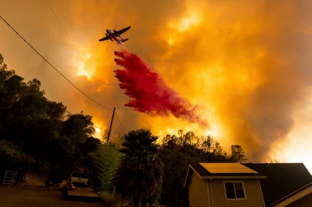 wildfires, California,