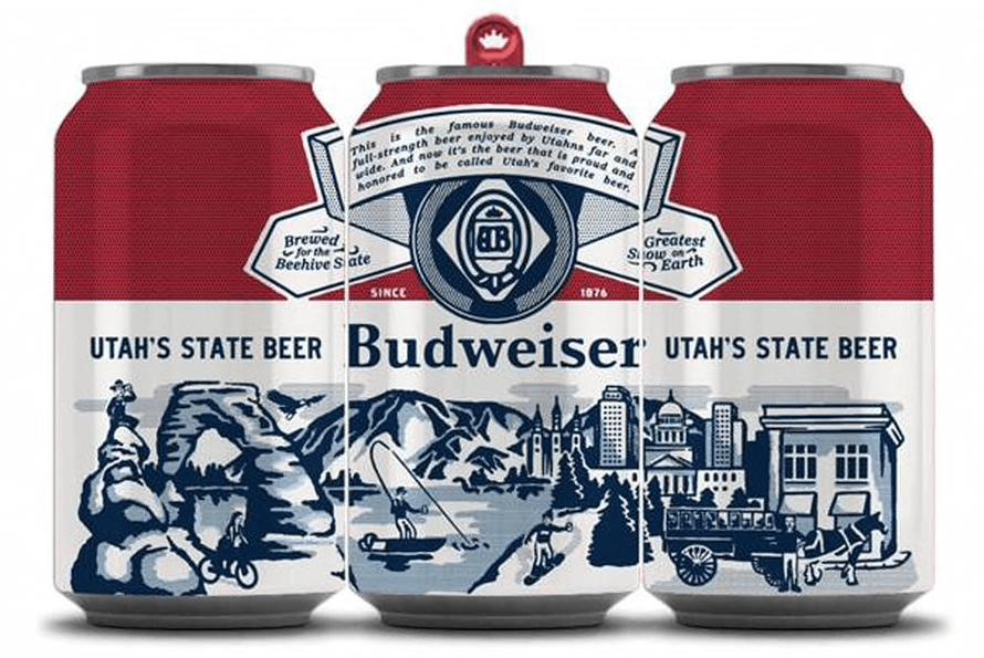 utah, Budweiser, beer