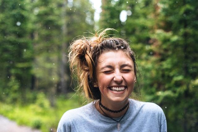 smiling benefits
