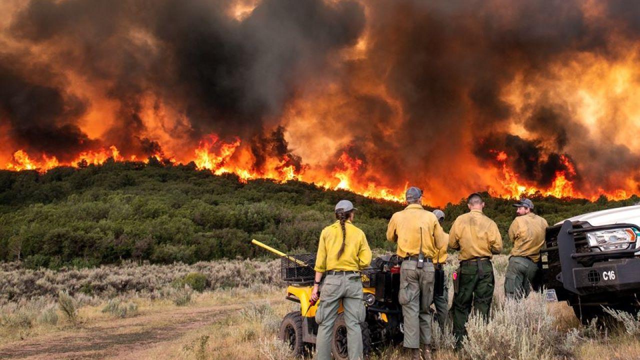 Photo Tour: Wildfires Continue to Ravage Colorado - SnowBrains