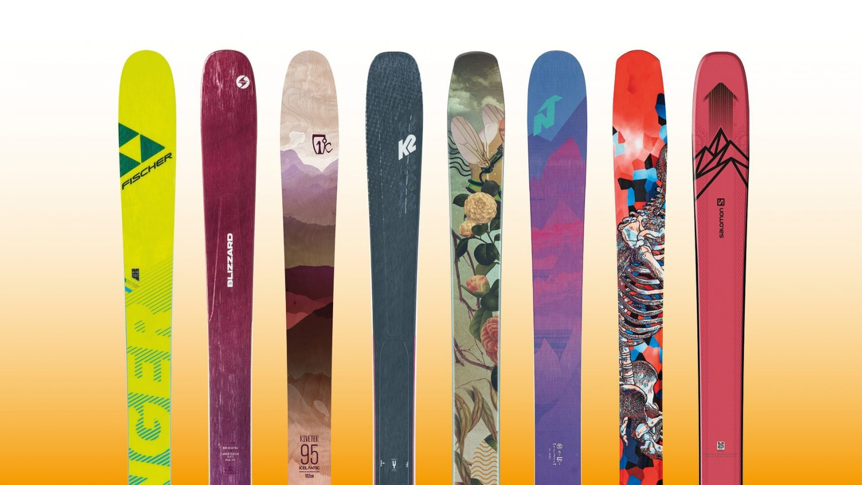 top women's skis