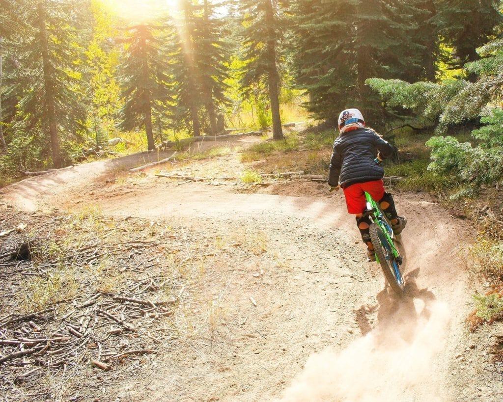 Tahoe Mountain Bike
