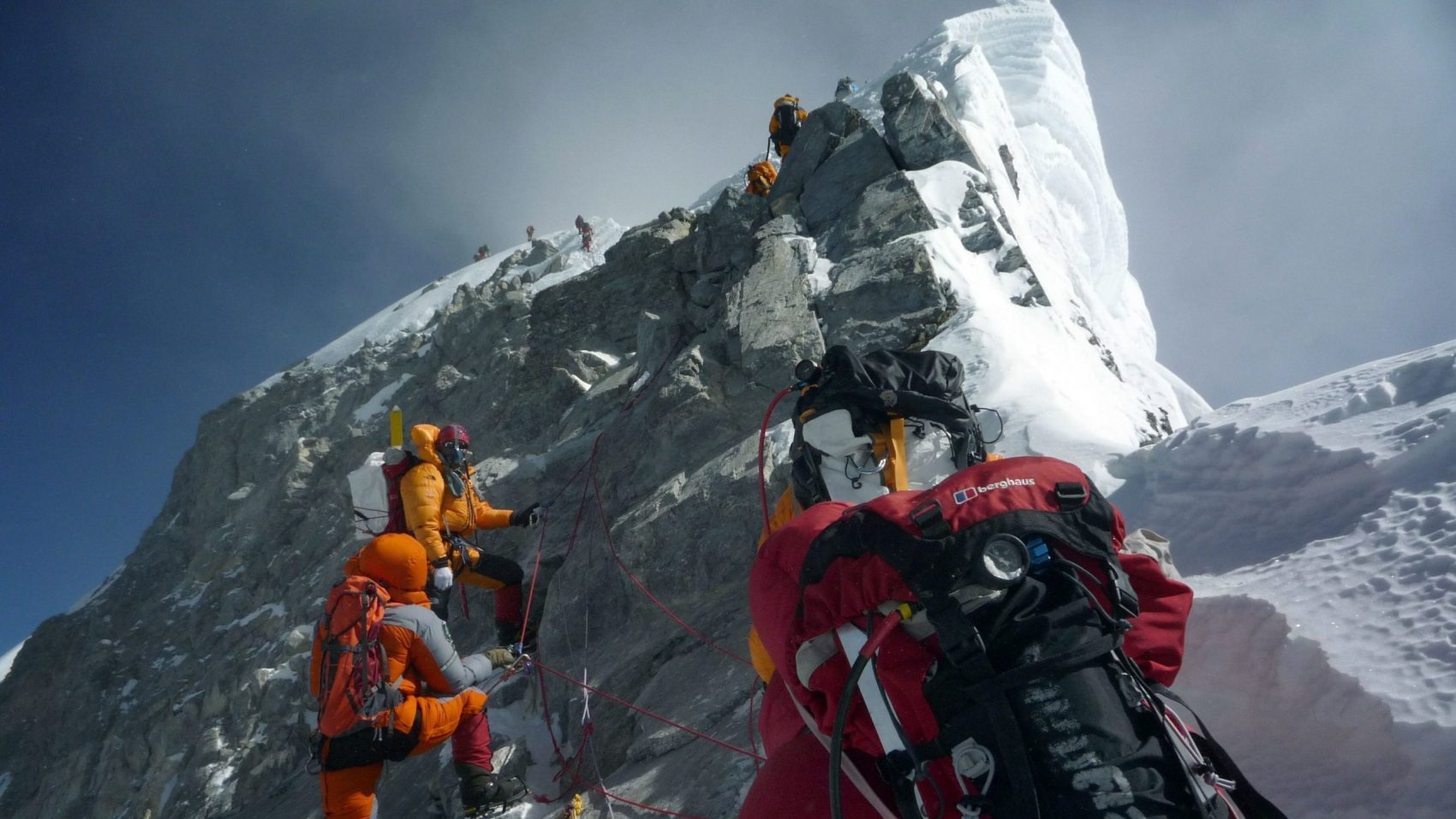 Facts about Everest