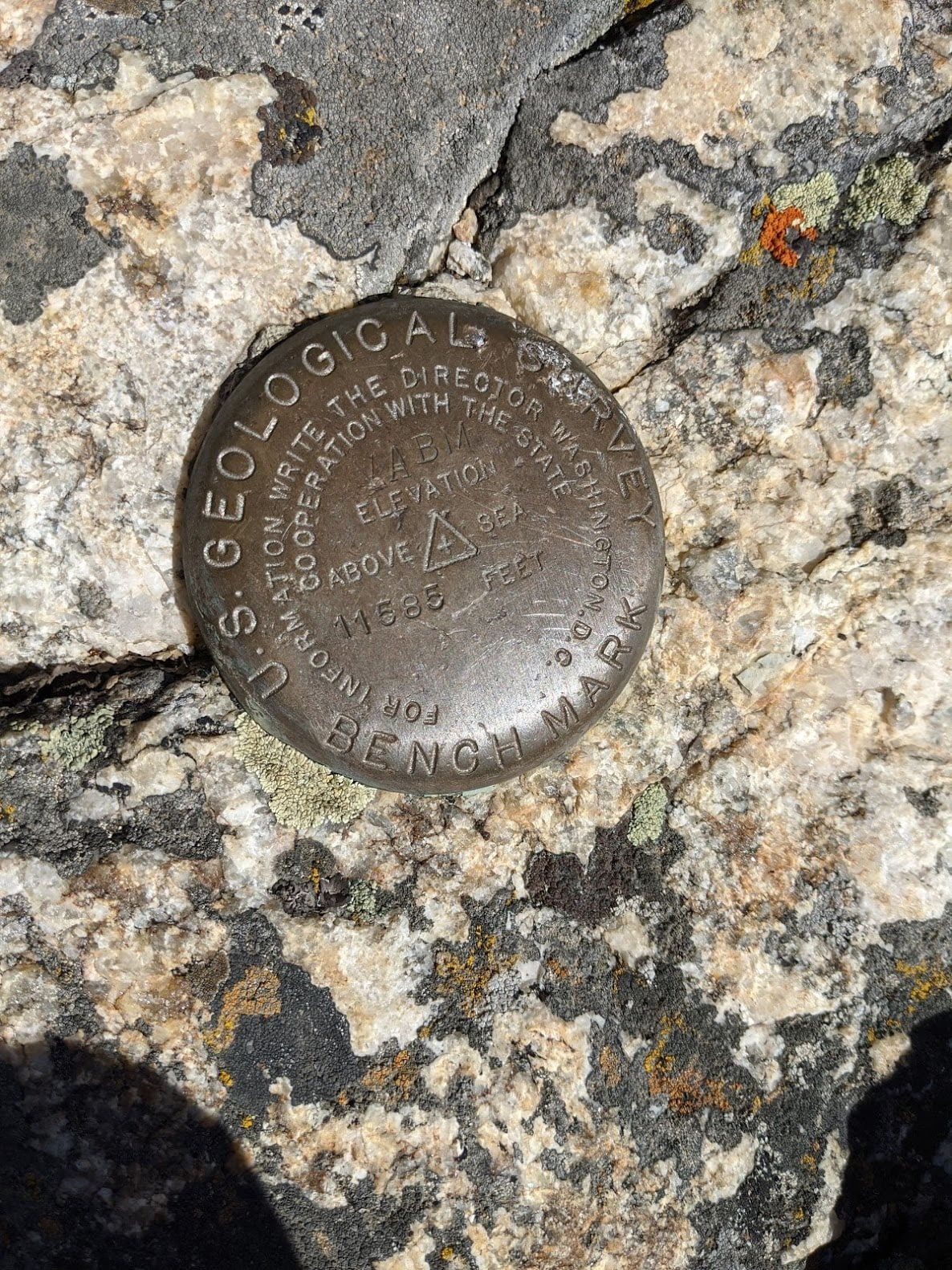 US Geological Survey Benchmark