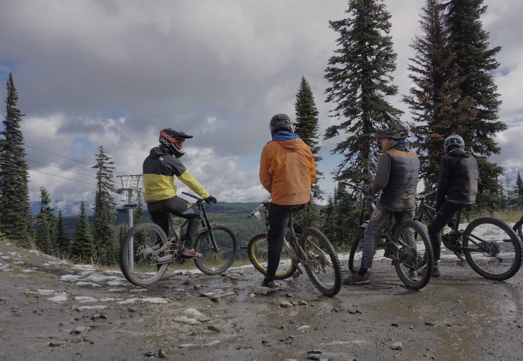 Sun Peaks Bike Park Mountain Biking